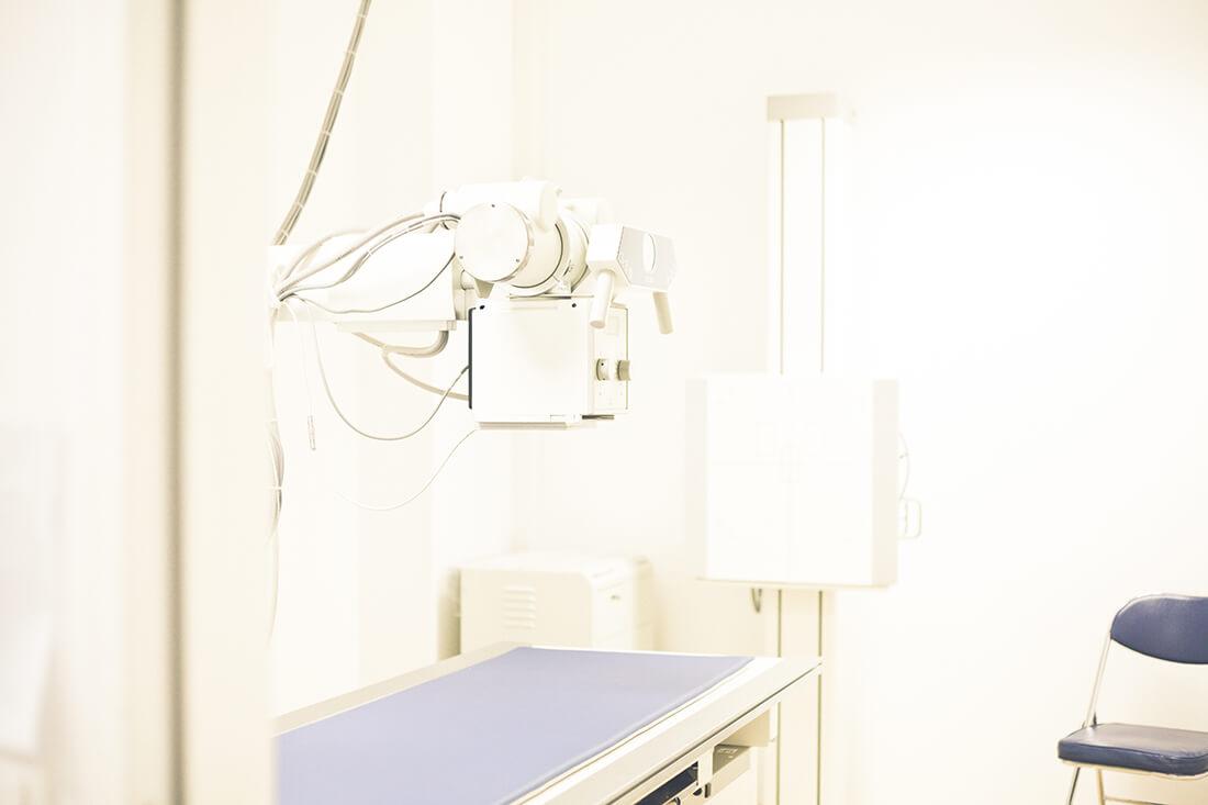 Praxis - Orthopäde Berlin - Dr. Weischet und Dr. Marienfeld - Liege